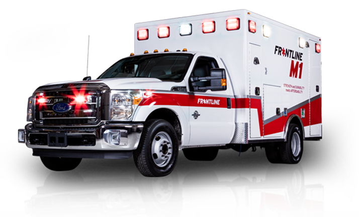 REVs Lineup Of Industry Leading Ambulance Manufacturers